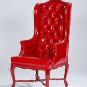 35_Red Chair