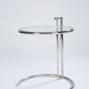 41_Glass _ Chrome Table