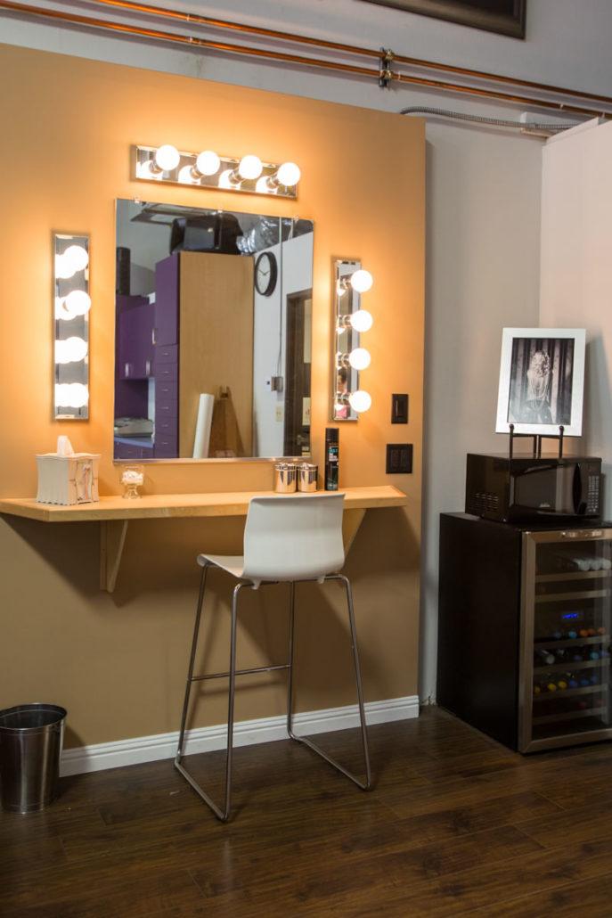 studio rental ditra flame